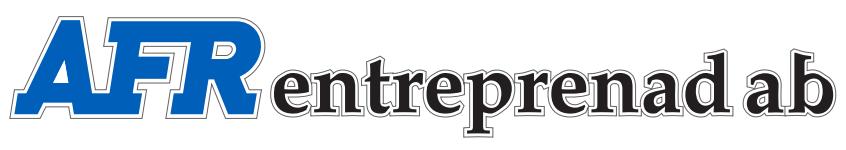 AFR Entreprenad